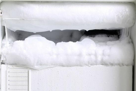 Почему в холодильнике Ноу Фрост намерзает лёд в морозилке